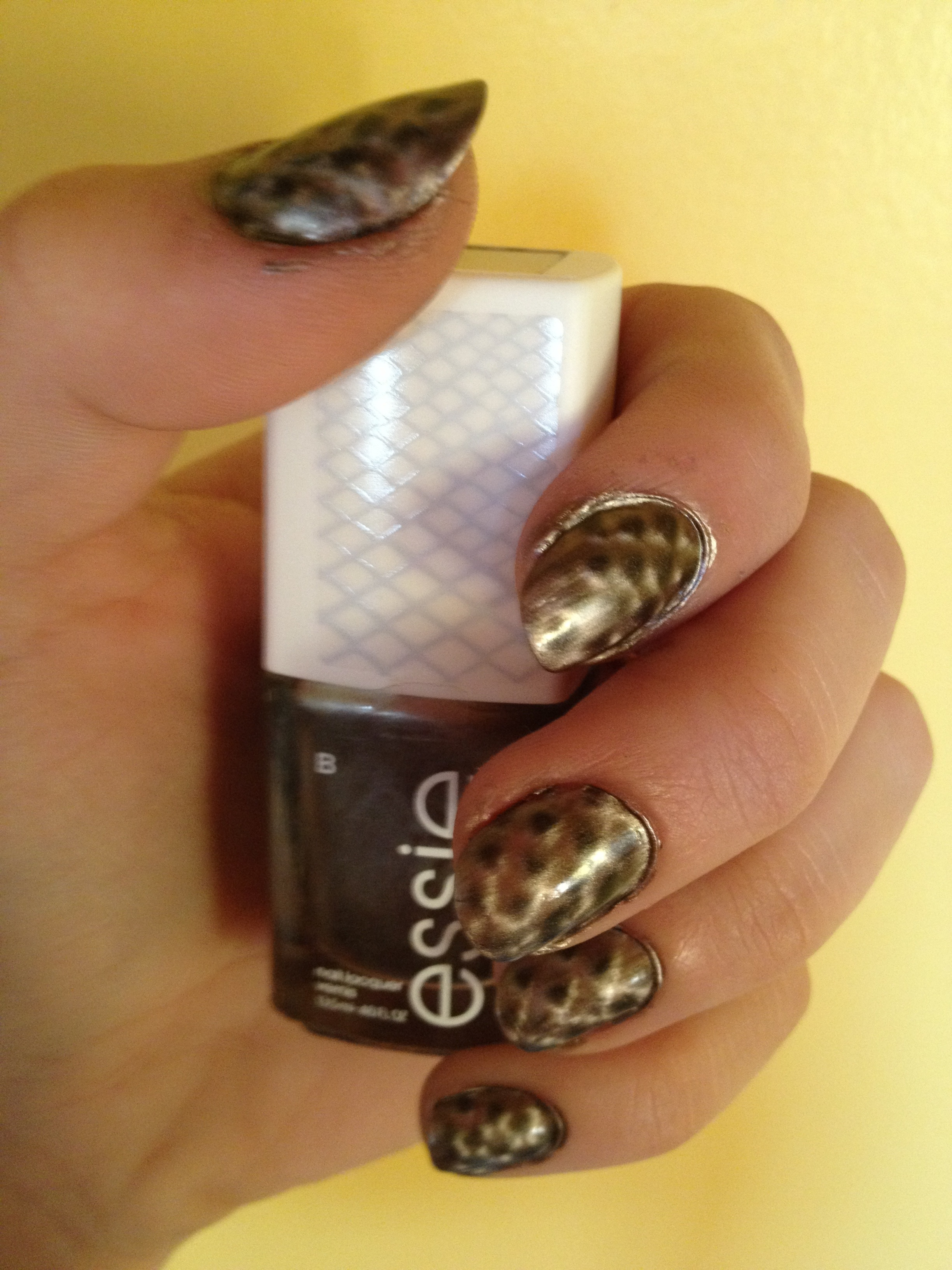 The Beauty Box : Essie\'s Magnetic \'Reptile\' Nail Polish | Toronto ...