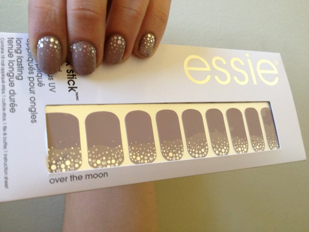 The Beauty Box : Essie Sleek Sticks 3D Nail stickers | Toronto ...